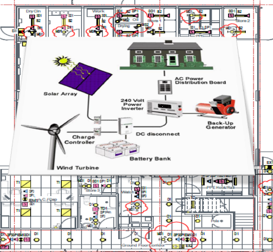 """HOW TO """"OUT-THINK DIFFERENTLY""""  IN THE ELECTRICAL INDUSTRY!"""
